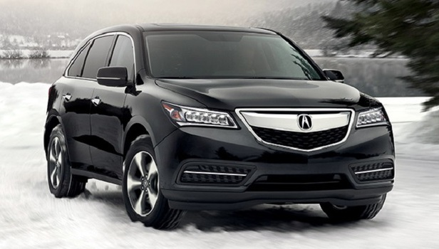 Acura MDX Leasing Direct - Lease an acura mdx